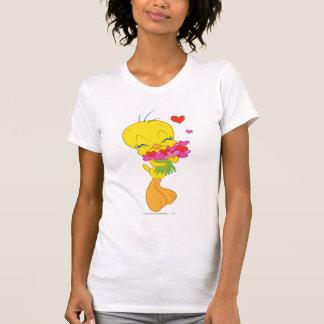 T-shirt Coeurs de Tweety