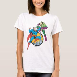 T-shirt Combats Lex Luthor de Superman
