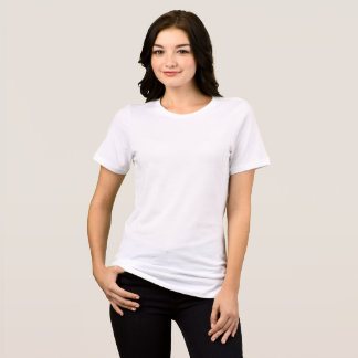 T-shirt Concevez votre  tee-shirt col rond pour femme Bell