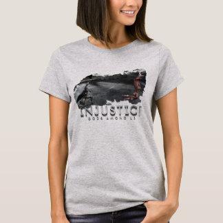 T-shirt Copie d'écran : Batman contre l'éclair