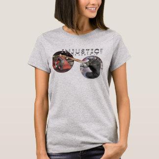 T-shirt Copie d'écran : Superman contre Batman 2
