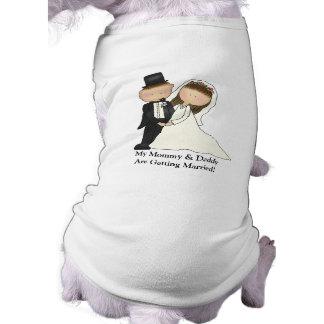T-shirts pour chiens