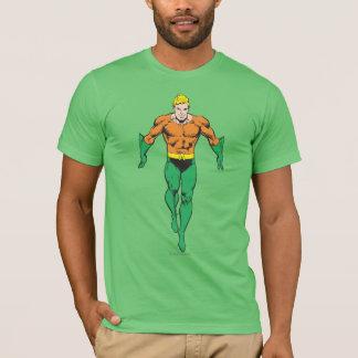 T-shirt Courses d'Aquaman