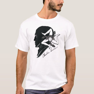 T-shirt Cousent Nostra | Luciano affermit