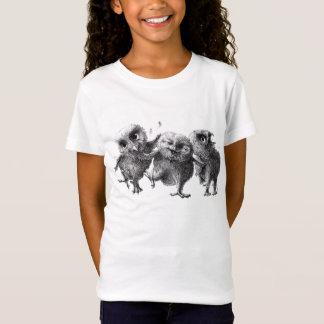 T-Shirt Crazy d'Owls contents
