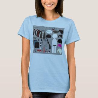 T-shirt créez un emo