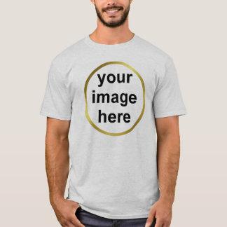 T-shirt Créez votre propre photo faite sur commande de