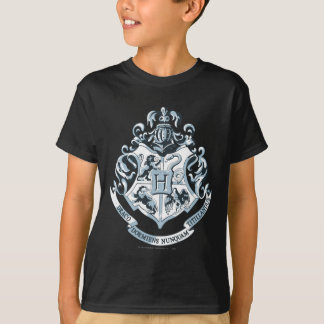 T-shirt Crête de Harry Potter | Hogwarts - bleu