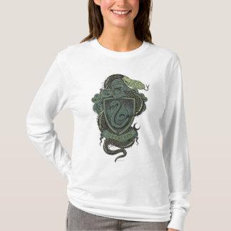 T-shirt Crête de Harry Potter | Slytherin