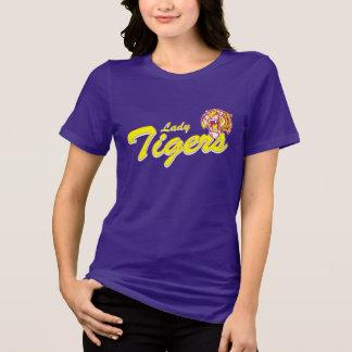 T - Shirt Damen-Tigers Jersey