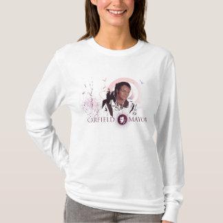 """T-shirt Dames aa Hoody de maire """"voyage"""" de Garfield"""