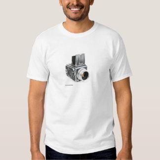 T-shirt d'appareil-photo de Hasselblad