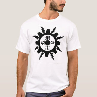T-shirt d'armée de monstre de robot