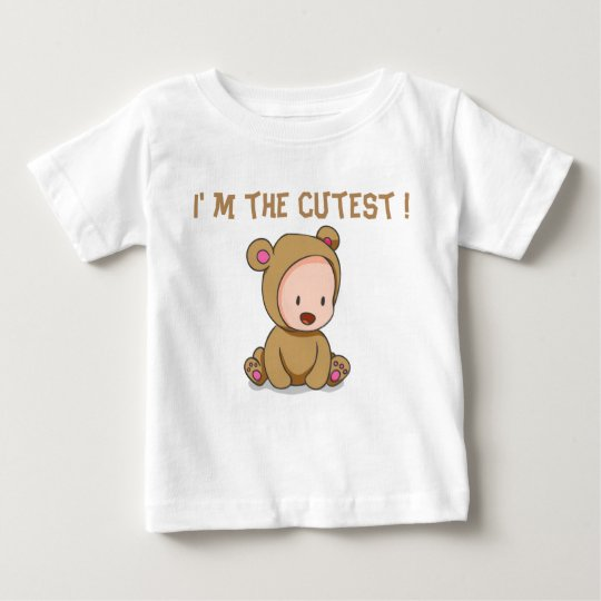 T - shirt das Jersey Fin Baby Mignon