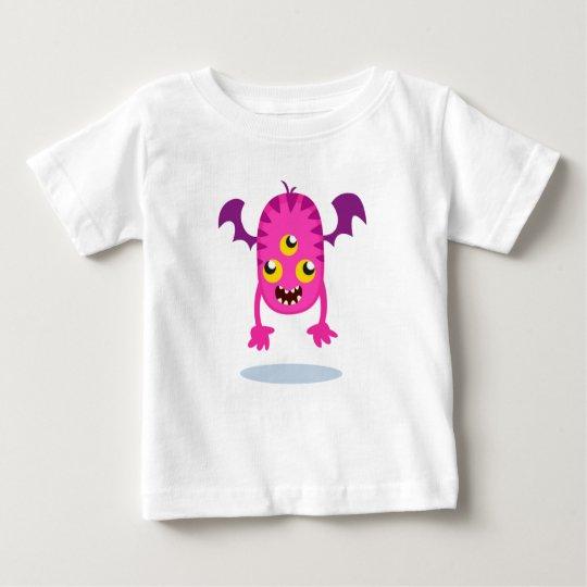T - shirt das Jersey Fin Baby Monstre