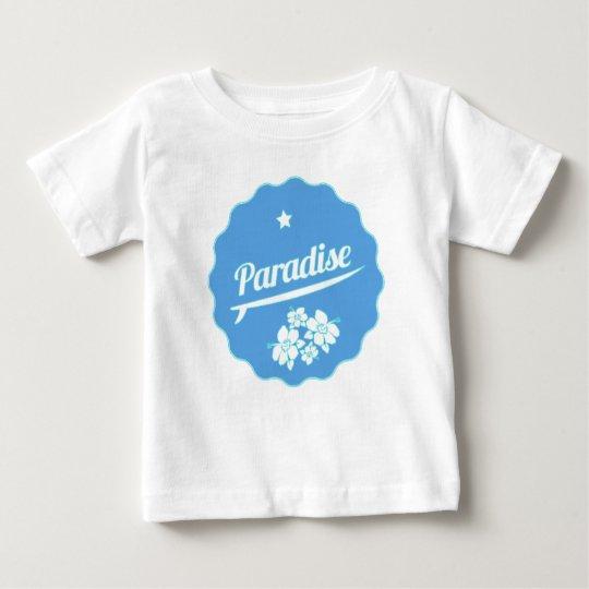 T - shirt das Jersey Fin Baby Surf