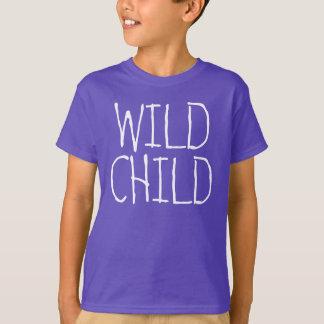 """T - Shirt """"das WILDES KIND"""" des Kindes"""