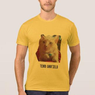 T-shirt de Garfield d'équipe