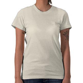 T-shirt de lumière de typographie d Emo