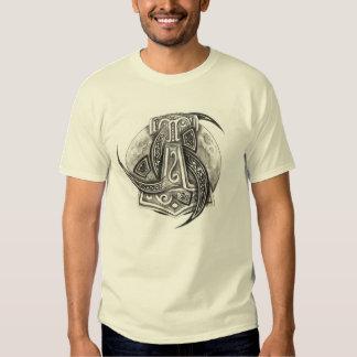 T-shirt de marteau de Thors