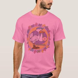 T-shirt de maternité d'échéance de septembre