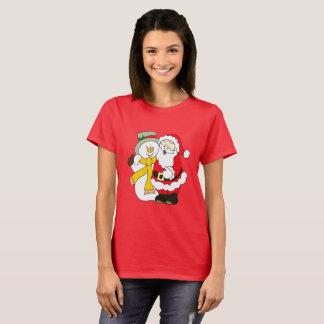 T-shirt de Noël