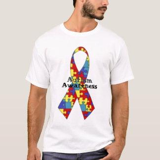 T-shirt de sensibilisation sur l'autisme