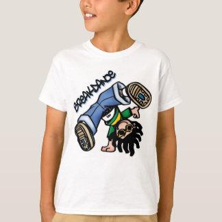 T-shirt de smurf