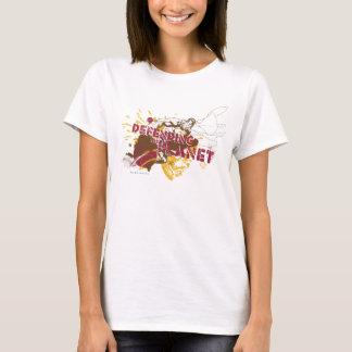 T-shirt Défense de la planète