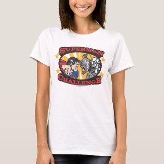T-shirt Défi 2 de Superman