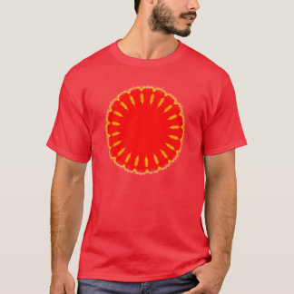 T - Shirt des Aufflackern-I |