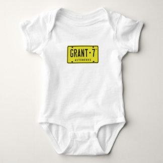 T - Shirt des Baby-G7