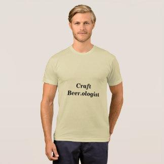 T - Shirt des Handwerks-Beer.ologist