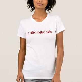 T - Shirt des Kanadas 150 der Frauen