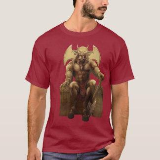 T - Shirt des Stier-II