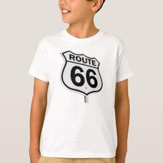 T-Shirt des Weges 66 Kinder