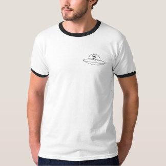 T-shirt design alien