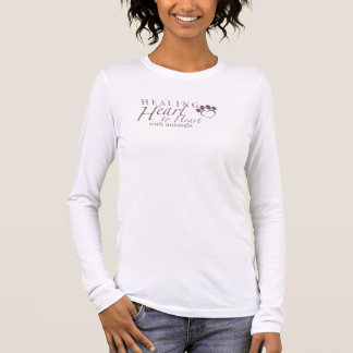 T-Shirt die Lang-Hülse der Frauen