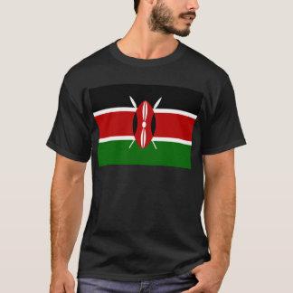 T-shirt Drapeau du Kenya Afrique