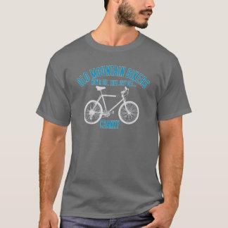T-shirt drôle de vélo de montagne