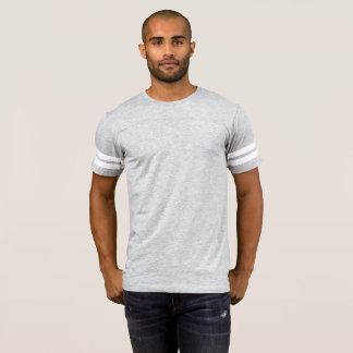 T-shirt du football des hommes