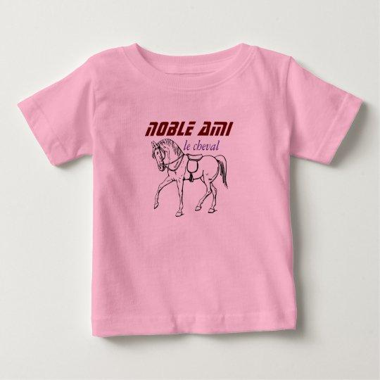 t-shirt edles Pferd Freund