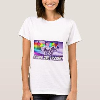 T-shirt Einhorn