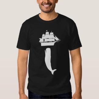T-shirt en hausse de Moby Dick