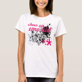 T-shirt Encouragez, enfant d'Emo