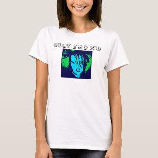 T-shirt Enfant idiot d'Emo