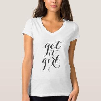 T - Shirt - ERHALTEN Sie IHM MÄDCHEN