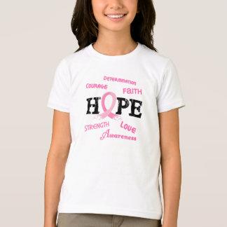 T-shirt ESPOIR 7,1 de cancer du sein