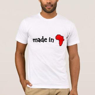 T-shirt Fabriqué en Afrique