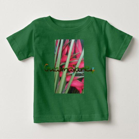T-shirt feiner Jersey für Baby Guamayane®